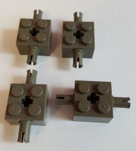 LEGO 30000  Achsstein 2x2 mit 2 Pins Kreuzloch aus Star Wars 4 Stück  Auswahl 59