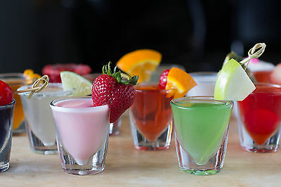 Flavored Jello Shot Mix - 6.78 oz - 14 Flavors Available! - Bar Party Shooters