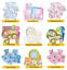 Baby-Shower-Festa-intervalli-Nuovo-Bambino-Stoviglie-Palloncini-Striscioni-amp-Decorazioni miniatura 1