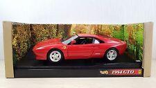 1:18 Hot Wheels 1984 Ferrari 288 GTO Rosso Corsa Red diecast car model MIB
