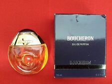 NIB Original Formula Boucheron by Boucheron Women's 0.5 oz Eau de Parfum Splash