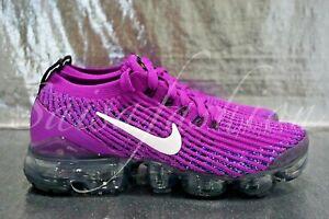 nike vapormax womens purple and black
