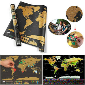Deluxe-Creative-Travel-Scratch-Off-World-Map-Poster-Journal-Large-Journal-Map