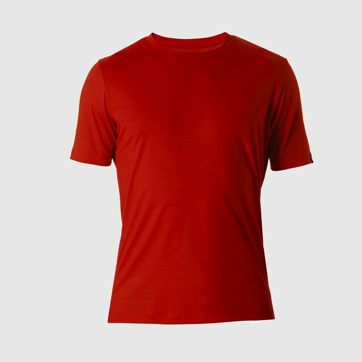 rotA Rewoolution Trick   Mens T Shirt Short Sleeve  flame  Merinowolle  Gr. XXL