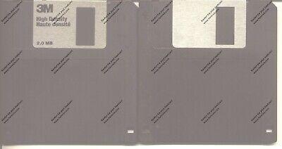 10 3m & Sony Disketten Duidelijk En Onderscheidend