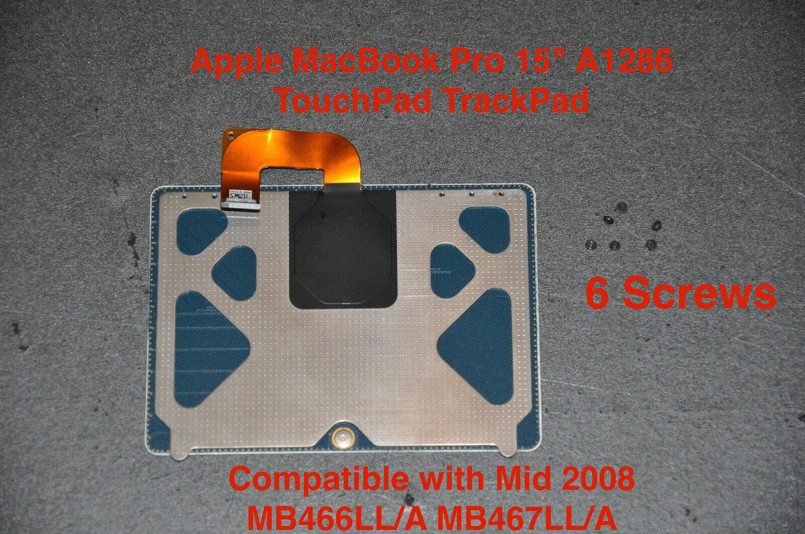 2008 Apple MacBook Pro 15