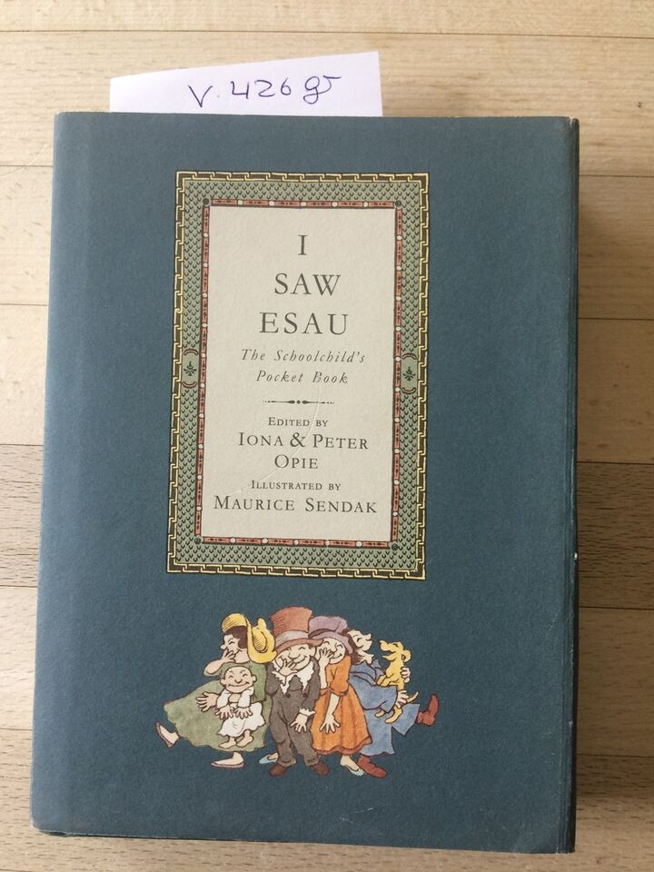 I saw Esau, Iona & Peter Opie red, genre: anden kategori