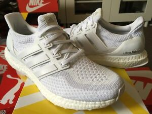 ADIDAS ULTRA BOOST TRIPLE WHITE 2.0 ON FEET REVIEW