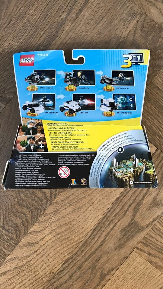 Lego andet, Lego Dimensions 71248