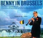 Benny in Brussels [Digipak] by Benny Goodman/Benny Goodman & His Orchestra (CD, Jul-2010, Jazz Plaza Music)