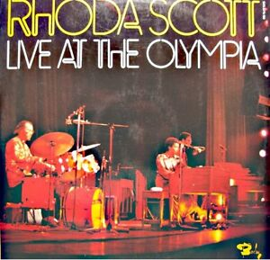 RHODA-SCOTT-live-at-the-olympia-2LP-039-S-BARCLAY-bluesette-equinox-i-hear-music-VG