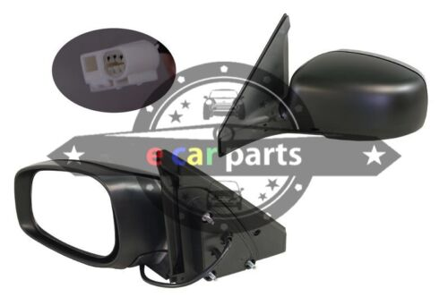 ELECTRIC SUZUKI SWIFT 1//2005-2010 DOOR MIRROR LEFT HAND SIDE