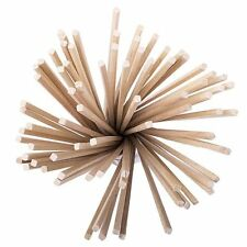 50 Quality Candy Floss Sticks.... party wood machine wooden candyfloss lot pack