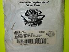 NOS OEM Harley Davidson Directional Relocation / Set Back Kit P/N 90504-82A