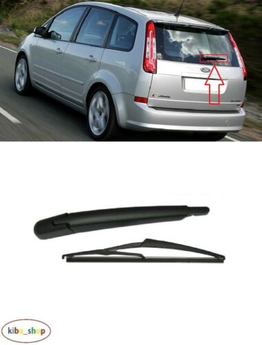 FOR FORD C-MAX 2007-2010 NEW WINDSCREEN REAR WIPER ARM /& BLADE 305MM