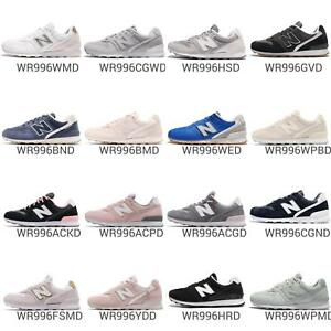 premium selection 901ae f211e Details about New Balance WR996 D Wide 996 Womens Running Shoes Sneakers  Lifestyle Pick 1