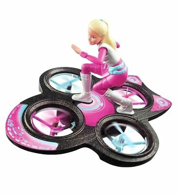 Barbie Star Light Adventure Sur Drone Controle Facile