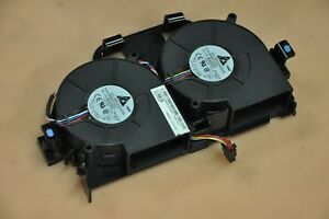 Dell-Poweredge-860-R200-Server-Dual-Cooling-Fan-Assembly-BFB1012EH-CN-0HH668