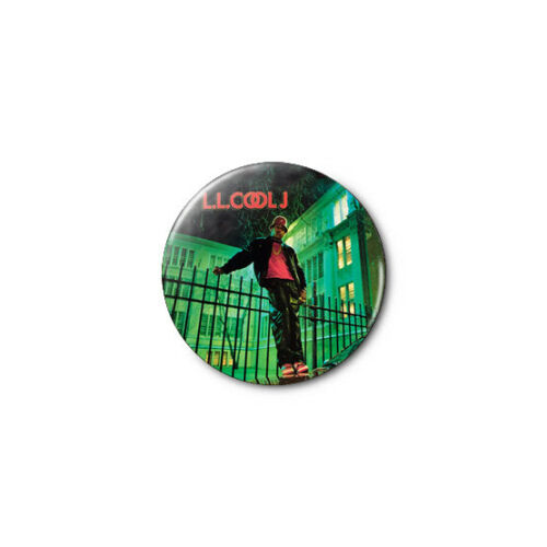 LL Cool J 1.25in Pins Buttons Badge *BUY 2 GET 1 FREE*