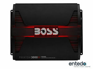 BOSS-AUDIO-PD3000-Monoblock-Verstaerker-Endstufe-Amplifier-Car-Auto-KFZ-PKW-NEU