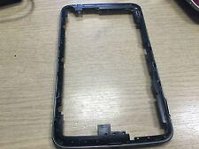"Genuina Original Samsung Galaxy Tab 3 Sm-t210 7 ""chasis Marco Carcasa Gris Oscuro"