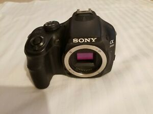 Sony-a3000-20-1MP-Camara-digital-Alpha-Negra-solo-Cuerpo-leer-descripcion