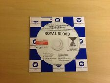 ROYAL BLOOD-CD PROMO-ROYAL BLOOD-RARE FULL JAPANESE PROMO ISSUE-MINT/UNPLAYED