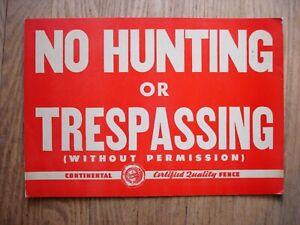 Pa Civil Defense Emergency Cardboard Poster York Vintage 1950s Glen Rock Boro