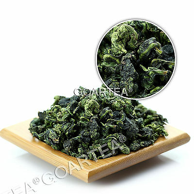 Premium Organic High Mountains FuJian Anxi Tie Guan Yin Chinese Oolong Tea Loose