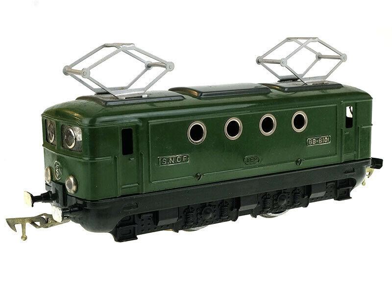 Locomotive électrique BB8101 JEP 6059L  échelle O 143