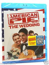 American Pie the Wedding Blu-ray Región B NUEVO SELLADO