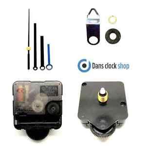 Angemessen Neu Quartz 6168 Tickend Tide Zeit Uhrwerk Mechanismus Motor Schwarz Hände