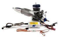 Evolution Evoe10gx2 10gx 10cc 2-stroke Gas Airplane Engine W/ Pipe on sale