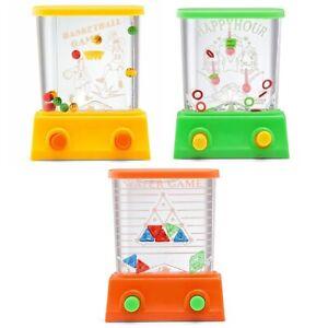 Mini-Retro-Water-Game-Childrens-Handheld-Toy-80-039-s-Classic-Stocking-Filler