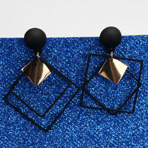 Boho-Earings-Geometry-Square-Pendant-Ear-Stud-Drop-Dangle-Earrings-Women-Z