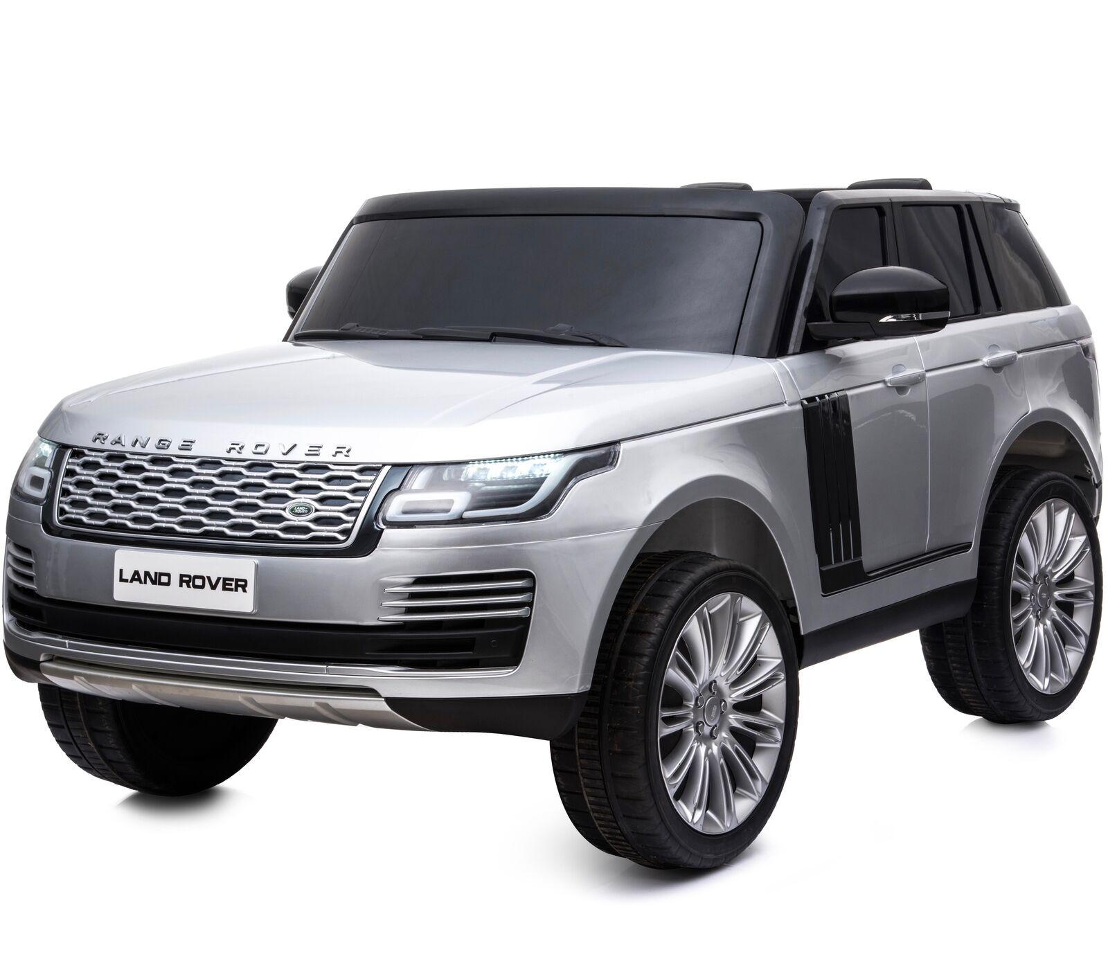 La patrulla autorizada de 24 voltios de Range Rover y la moda.