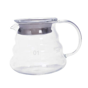 Glass-Coffee-Server-250-360-600-800ml-Coffee-Maker-Pot-Kettle-Glass-Filter