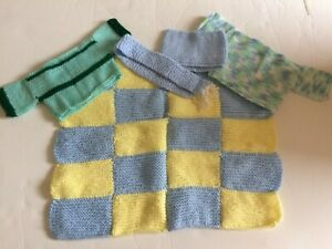 Baby-Annabell-Dolls-Clothes-Bundle-Hand-Knitted