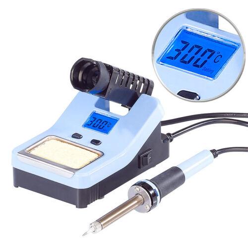 Digitale Lötstation mit LCD-Display 160-520 °C Lötgerät 48 Watt