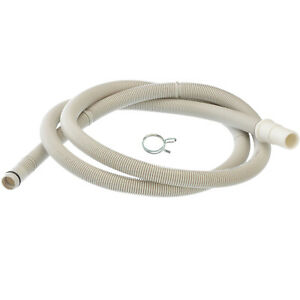 Details about BOSCH Dishwasher Drain Hose Waste Water Pipe Tube 2 3m 25mm  668114 00668114