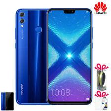 "Huawei Honor 8X 6,5""Dual Sim Smartphone 4GB RAM+128GB Versión Europea AZUL/NEGRO"