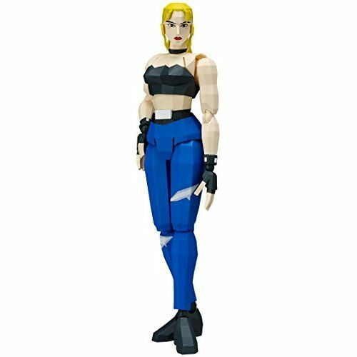 FREEing Virtua Fighter  Sarah Bryant Figma Figure (2P color Version)