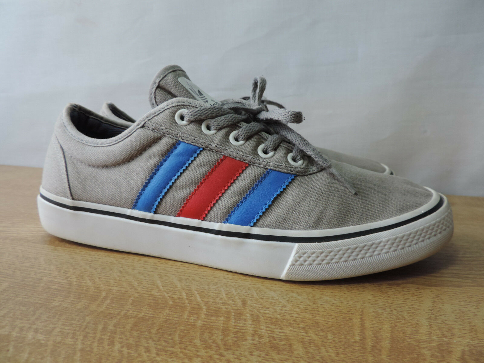 Men's adidas Originals adi Ease Low ST Shoes Shift Grey Bluebird G51272 Wild casual shoes