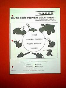 wiring diagram for roper lawn mower wiring diagram Roper Electric Dryer Wiring Diagram roper (sears) rt 16t garden tractor model t63231r owner parts wiring diagram