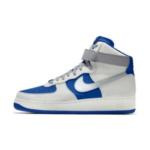 About Blue 1 Nike Air Duke High Devils Force Tops Details fg76Yyb