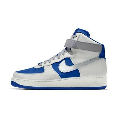 Duke Blue Devils Nike Air Force 1 High Tops | eBay