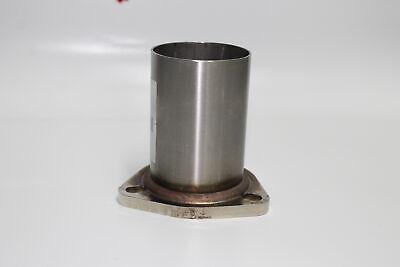 Powersprint 2-Loch-Flansch 76 mm Durchm Rohrausschnitt