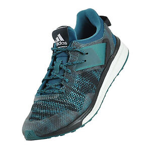 Adidas RESPONSE 3 BOOST Pure Energy Ultra Running Gym Training Shoe ...