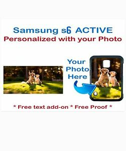 Customized-Phone-Case-Cover-with-Your-Picture-Photo-For-Samsung-Galaxy-S6-ACTIVE