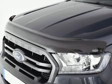 Ranger T6 2012-2015 Wildtrak EGR Bonnet Guard Protector Bug Shield Dark Smoke